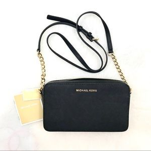 Michael Kors Jet Set Medium East West Crossbody
